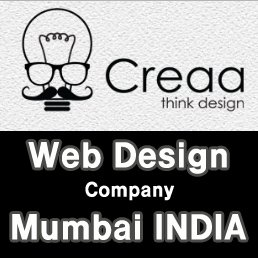 Creaa Designs website